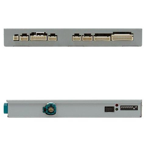 Відеоінтерфейс для BMW із системою CIC- HIGH(NBT) з активними паркувальними лініями Прев'ю 1