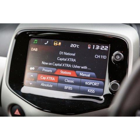 Кабель для під'єднання камери до монітора в Toyota Aygo / Peugeot 108 / Citroen C1 Прев'ю 4