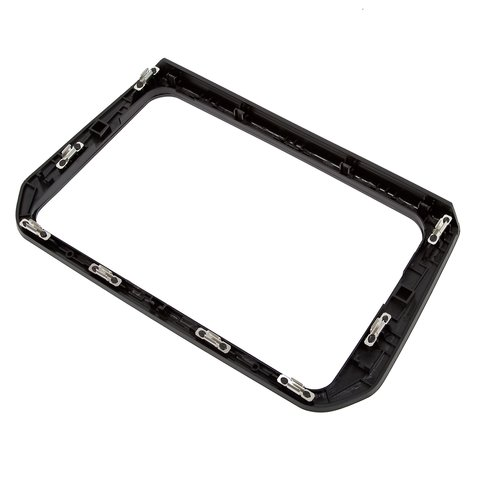 Monitor Trim Plate for VW Jetta 2013-14 MY for RCD510, RNS510, RCD310, RNS310, RNS315 (black) Preview 2