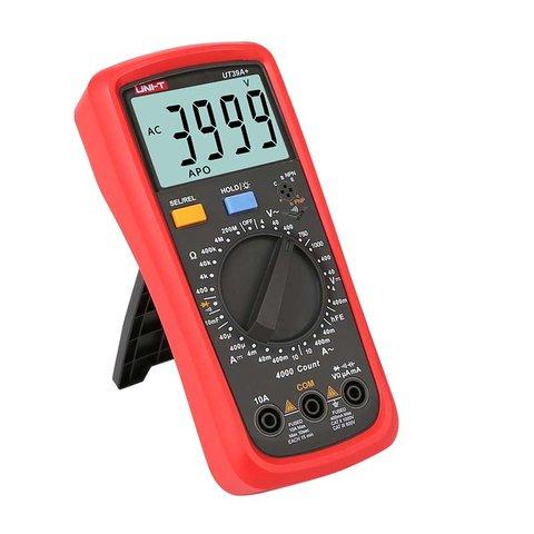 Цифровий мультиметр UNI-T UTM 139A+ (UT39A+) Прев'ю 4