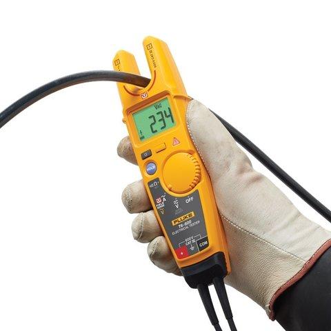 Струмовимірювальні кліщі Fluke T6-600 Прев'ю 1