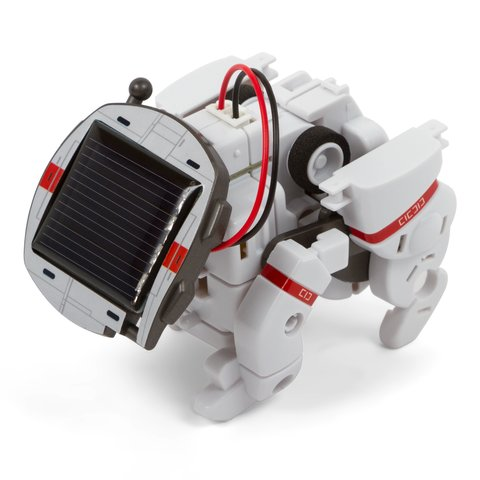 Solar Rechargeable Space Fleet 7 in 1 CIC 21-641 - /*Photo|product*/