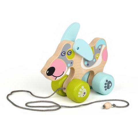 CUBIKA Собака-каталка LK-1