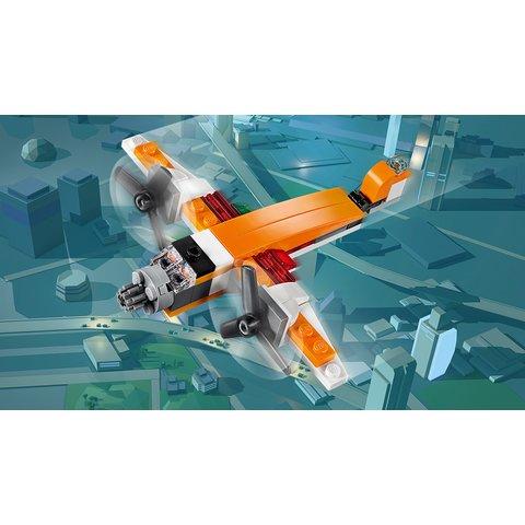 Конструктор LEGO Creator Дрон-разведчик 31071 Превью 1