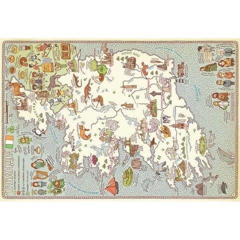 Книга Карти Нові мандрівки - Мізелінські Олександра та Даніель Прев'ю 2