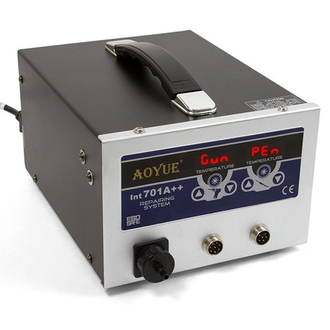 Desoldering Station AOYUE 701A++ Preview 3