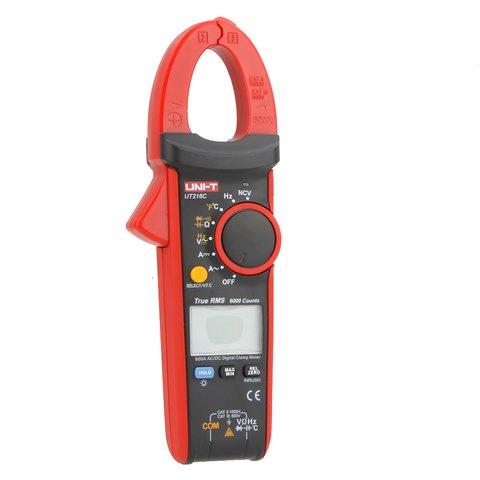 Digital Clamp Meter UNI-T UT216C Preview 2