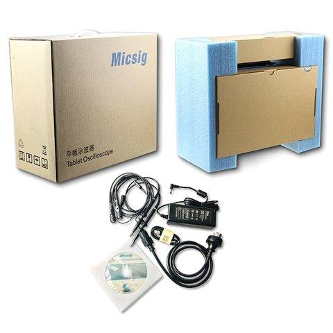 Планшетный цифровой осциллограф Micsig TO1104 - Просмотр 7