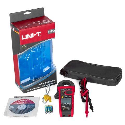 Digital Clamp Meter UNI-T UT219DS Preview 4
